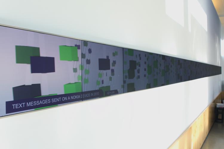 Nokia Horizon Line Installation
