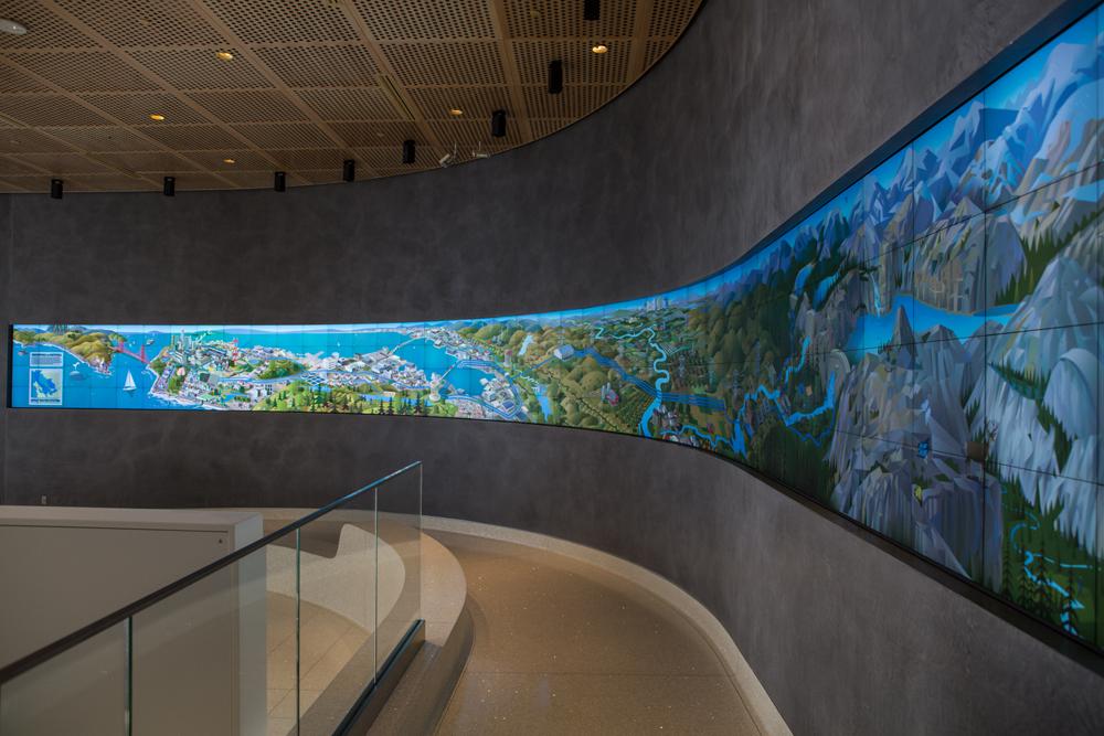 SFPUC Digital Arts Panorama